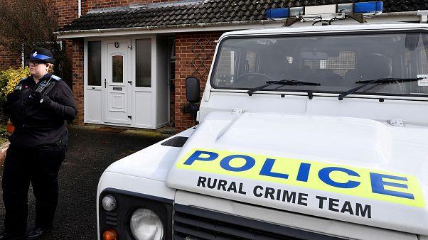 Полиция идентифицировала лиц, отравивших Скрипалей в Солсбери - СМИ