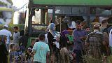 تخلیه شهرک فوعه و کفریا سوریه