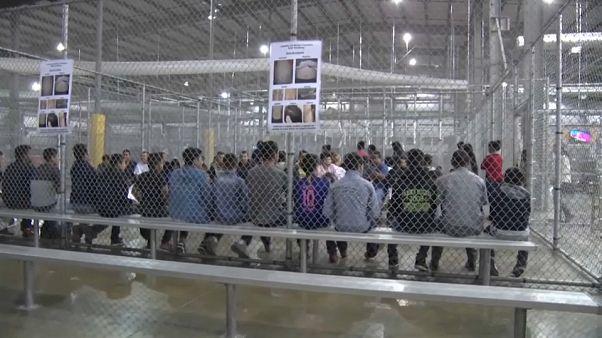 Wie im Gefängnis: Migrantenunterkünfte für Kinder