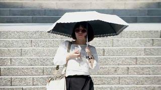 موجة حارة في اليابان تثير تساؤلات حول تنظيم أولمبياد طوكيو 2020