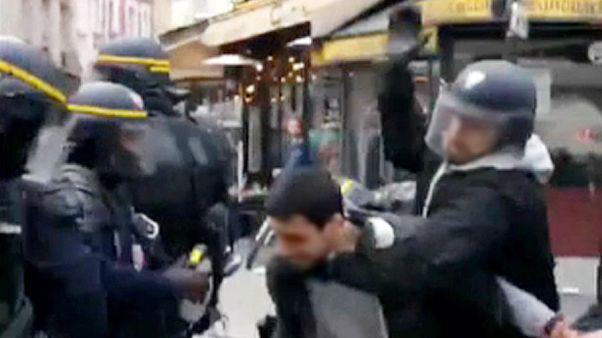 Prügelvorwurf gegen Mitarbeiter von Frankreichs Präsident