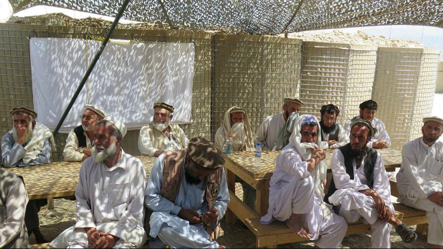 خشکسالی افغانستان بر سلامت بیش از ۴ میلیون تن اثر گذاشته است