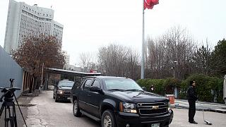 ABD'li heyetten Ankara'ya 'İran yaptırımları' ziyareti