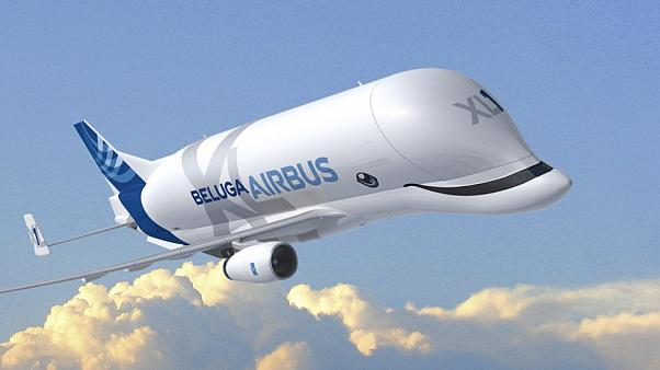 Airbus BelugaXL: What you need to know about the 'whale in the sky'