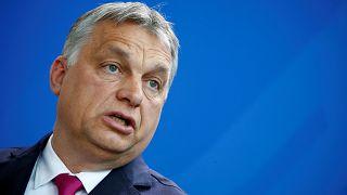 رئيس الوزارء المجري أوربان