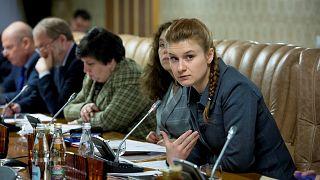 Η Μαρία Μπούτινα σε φωτογραφία αρχείου