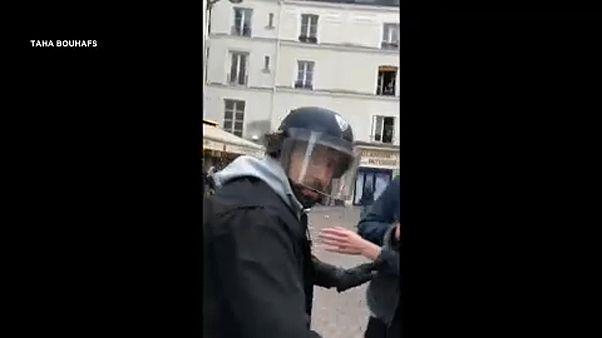 Vizsgálják Macron brutális biztonsági főnökét