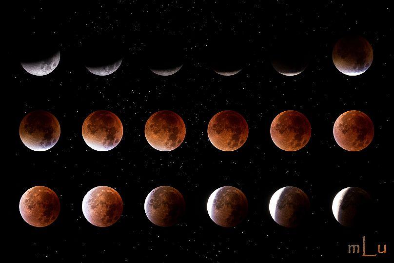 Kanlı Ay tutulması nerelerden izlenebilecek?