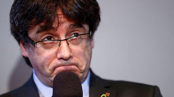 Espanha recusa julgar Puigdemont 'apenas' por peculato
