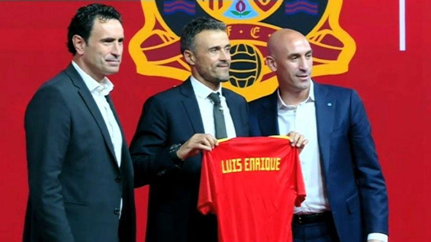 Comienza la era Luis Enrique en la selección española de fútbol