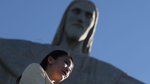 Japans Prinzessin Mako in Brasilien