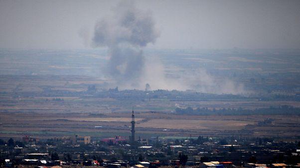 الأسد يقترب من استعادة سيطرة النظام على الجولان
