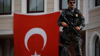 """На Украине """"похищены"""" турецкие политэмигранты"""