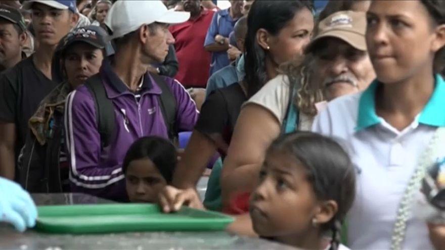 Troppi venezuelani in Colombia