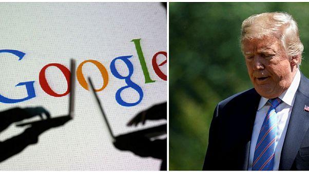 اعتراض ترامپ به جریمه ۵ میلیارد دلاری گوگل توسط اتحادیه اروپا
