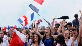 Molestie sessuali mentre la Francia vinceva la Coppa del Mondo
