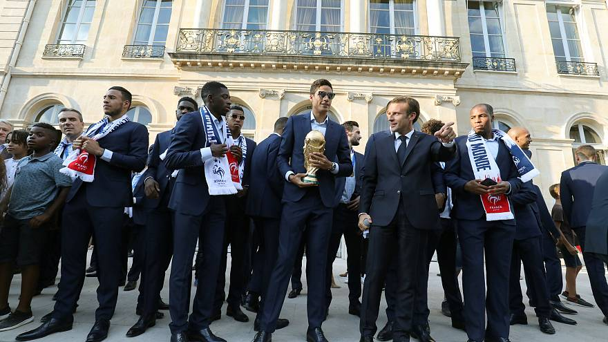 Il calcio, sola via d'uscita dalle banlieue francesi