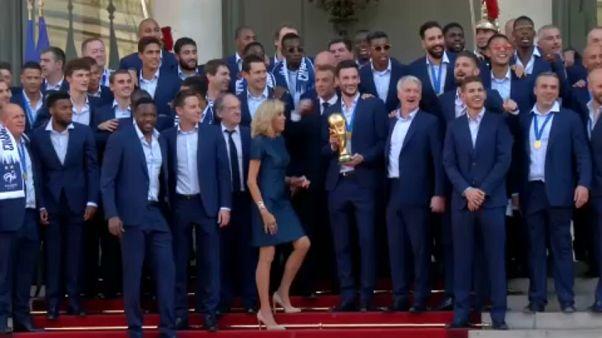 Jung, erfolgreich, aus der Vorstadt: Frankreichs neue Fußballstars