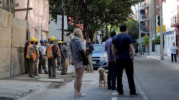 Sismo de magnitud 5,9 dispara la alerta en Ciudad de México