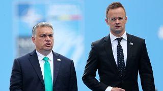 Orbán Viktor és Szijjártó Péter: Magyarország folytatja a harcot
