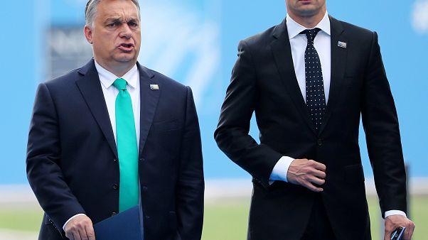 Commissione europea lancia procedura di infrazione contro l'Ungheria