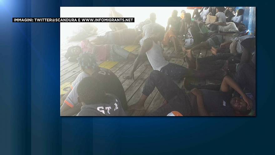 """Sarost 5: """"restano 24 ore di razioni per i migranti a bordo"""""""