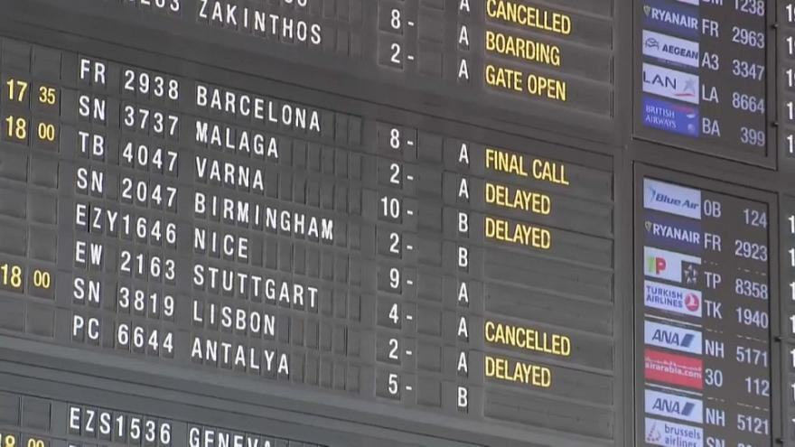 Brüsseler Flughafen