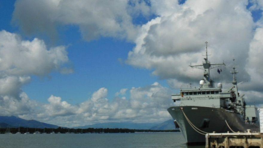 السعودية توقع اتفاقاً مع نافانتيا الإسبانية لبناء خمس سفن حربية