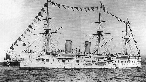 احتمال کشف گنجینه طلا در کشتی غرقشده روسی