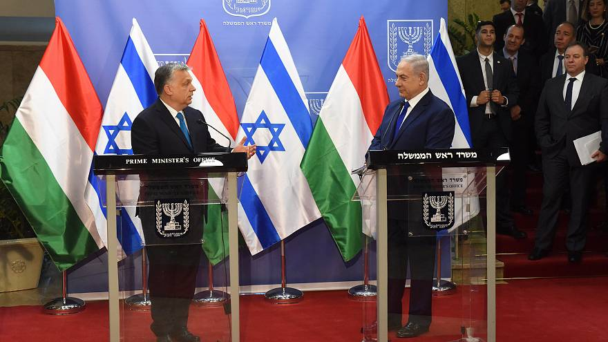 Israël-Hongrie : les alliés objectifs