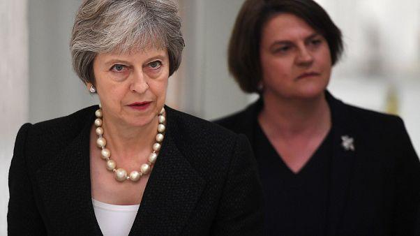 May: Birleşik Krallık içinde hiçbir sınıra izin vermeyeceğiz