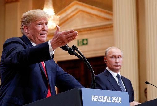 Malgré la polémique, Trump convie Poutine à Washington