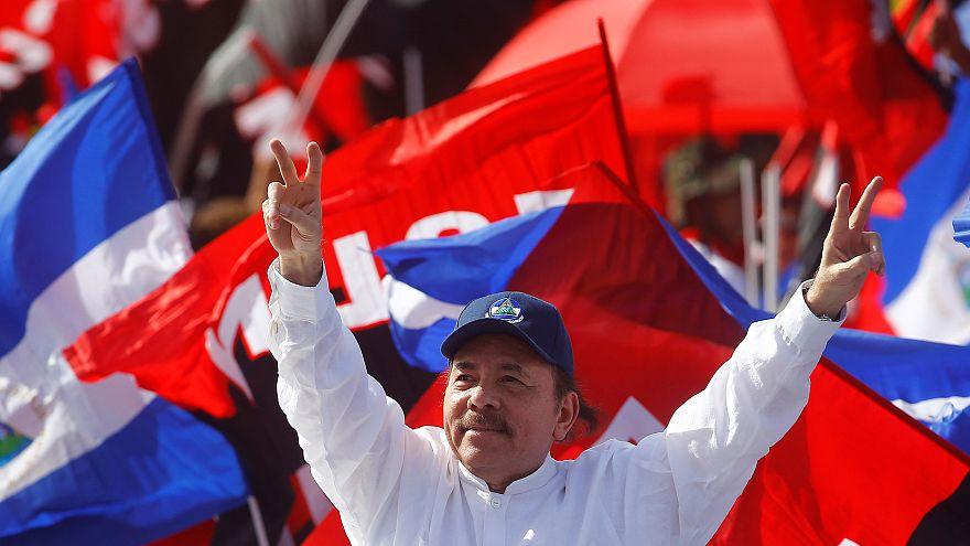 Malgré la crise, les sandinistes fêtent la révolution