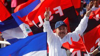 Nicarágua celebra aniversário da Revolução Sandinista