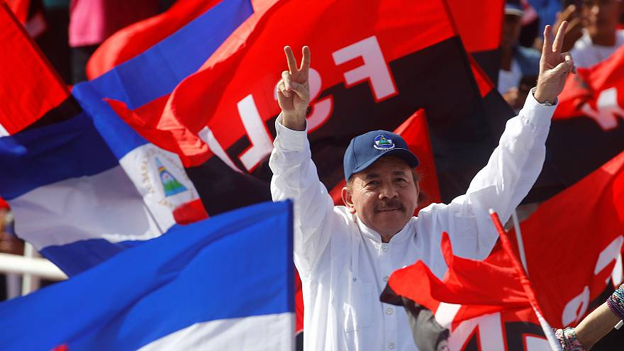 Nicaragua: Jahrestag der Revolution von Protesten überschattet