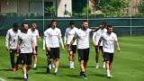 Beşiktaşlı futbolcular
