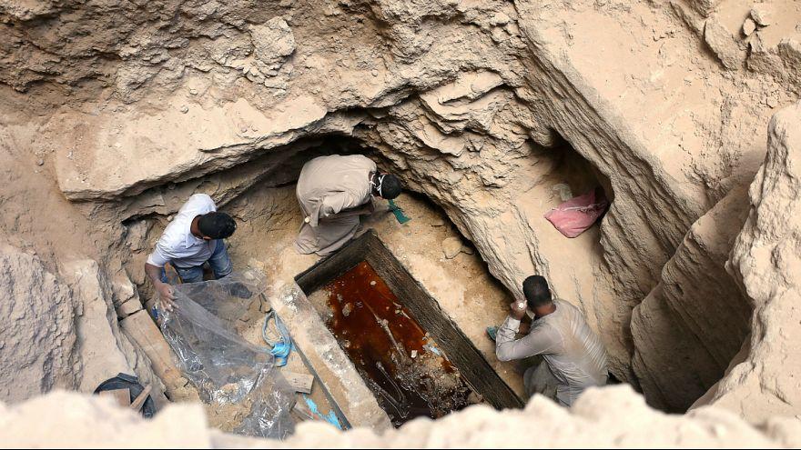 امیدها برای کشف جسد اسکندر مقدونی در تابوت باستانی رنگ باخت