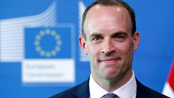 İngiltere Brexit Bakanı Dominic Raab