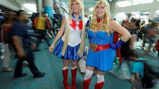 Le Comic-Con, le rendez-vous favori des geeks