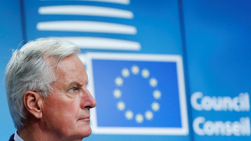 Le négociateur en chef de l'UE pour le Brexit Michel Barnier