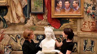 La exposición del Príncipe Carlos en el Palacio de Buckingham