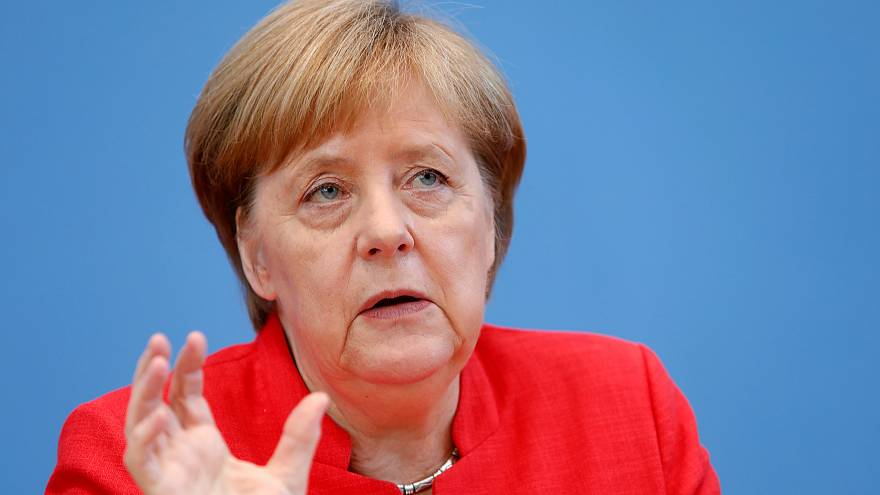 Merkel: ABD'nin süper gücüne güvenemeyiz