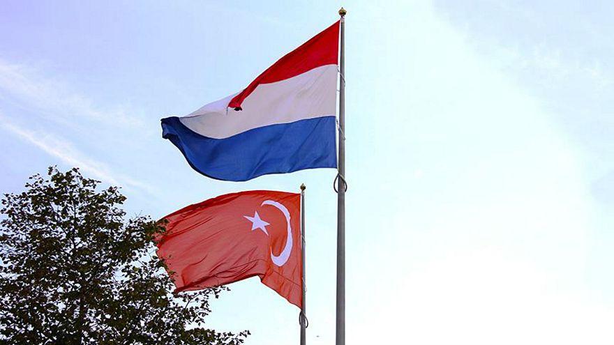 Türkiye ile Hollanda'dan diplomatik ilişkileri normalleştirme adımı