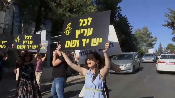 Amnistía Internacional detiene la caravana de Orban en Israel