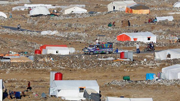 الأمم المتحدة تطلب توفير ممر آمن لـ140 ألف نازح سوري