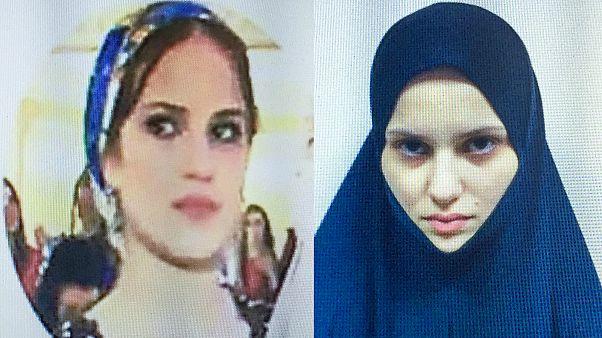 زوجة أبوعمر الشيشاني قبل وبعد التطرف