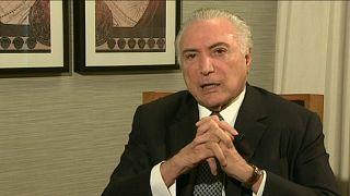 Michel Temer não se recandidata à presidência do Brasil