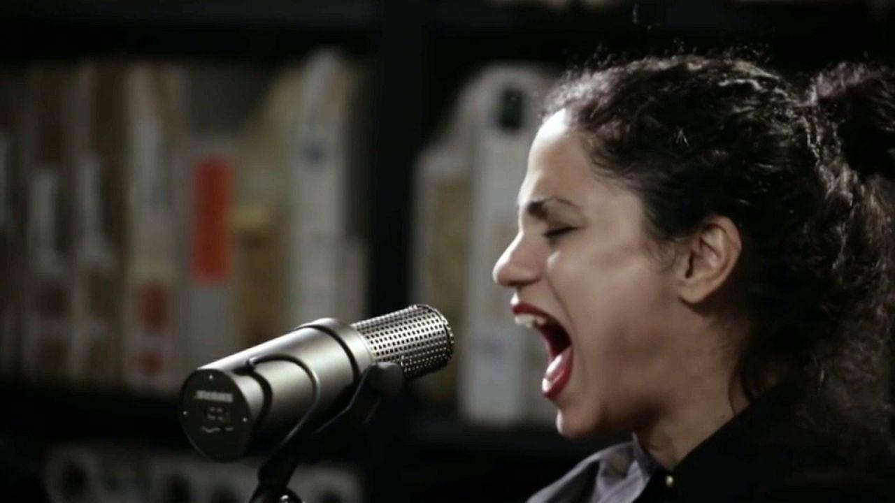 Revolutionäre Weltmusik: Emel Mathouthi auf Tour