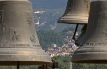 Greece's last bell makers keep dying trade alive
