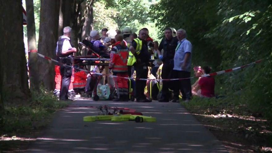 Germania: attacco con coltello su un bus a Lubecca, ci sono feriti